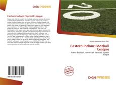 Couverture de Eastern Indoor Football League