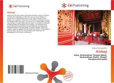 Buchcover von Ambaji