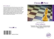 Capa do livro de Fritz (chess)
