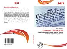 Bookcover of Eusebius of Laodicea