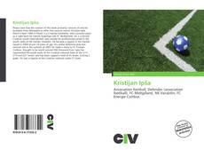 Portada del libro de Kristijan Ipša