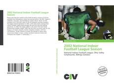 Copertina di 2002 National Indoor Football League Season