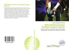Copertina di 2003 National Indoor Football League Season