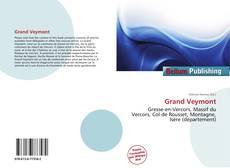 Buchcover von Grand Veymont