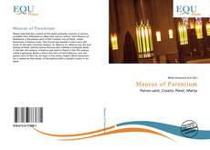 Buchcover von Maurus of Parentium