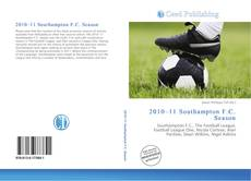 Bookcover of 2010–11 Southampton F.C. Season