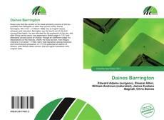 Borítókép a  Daines Barrington - hoz