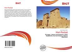 Portada del libro de Hari Parbat