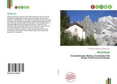Bookcover of Acesius