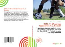 Bookcover of 2010–11 Wycombe Wanderers F.C. Season