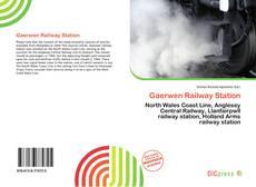 Bookcover of Gaerwen Railway Station