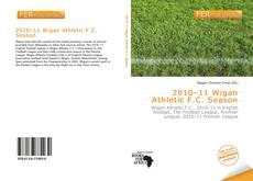 Buchcover von 2010–11 Wigan Athletic F.C. Season