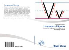 Обложка Languages of Norway