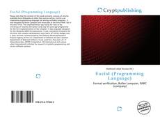 Capa do livro de Euclid (Programming Language)