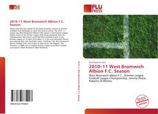 Capa do livro de 2010–11 West Bromwich Albion F.C. Season