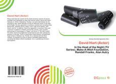 Bookcover of David Hart (Actor)