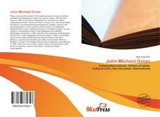 Обложка John Michael Greer