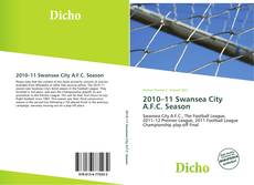 Bookcover of 2010–11 Swansea City A.F.C. Season