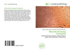 Morrells Brewing Company kitap kapağı