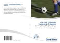 Portada del libro de 2010–11 Tottenham Hotspur F.C. Season