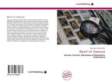 Bookcover of Basil of Amasea