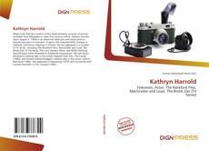 Bookcover of Kathryn Harrold