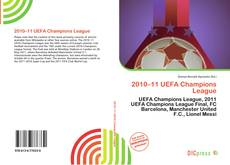 Bookcover of 2010–11 UEFA Champions League