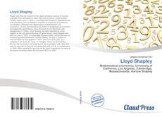 Bookcover of Lloyd Shapley