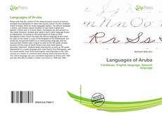 Обложка Languages of Aruba