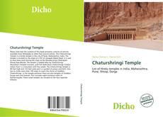 Copertina di Chaturshringi Temple