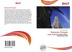 Couverture de Kalaram Temple