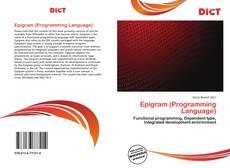 Borítókép a  Epigram (Programming Language) - hoz