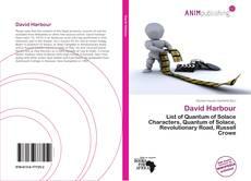 David Harbour kitap kapağı