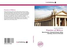 Bookcover of Faustus of Mileve