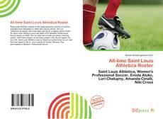Buchcover von All-time Saint Louis Athletica Roster