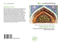 Abdalqadir As-Sufi的封面