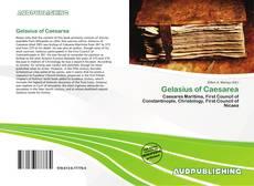 Bookcover of Gelasius of Caesarea