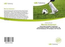 Buchcover von Marián Kelemen