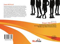 Bookcover of Dagen McDowell