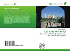 Copertina di Abū-Sa'īd Abul-Khayr