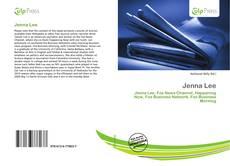 Capa do livro de Jenna Lee