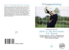 Bookcover of 2010–11 The New Saints F.C. Season