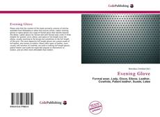 Bookcover of Evening Glove
