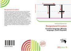 Bookcover of Burgenland Croatian