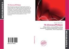 Buchcover von 76 (ConocoPhillips)