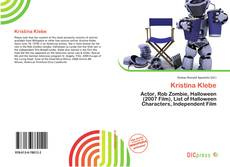 Bookcover of Kristina Klebe