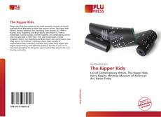 Capa do livro de The Kipper Kids