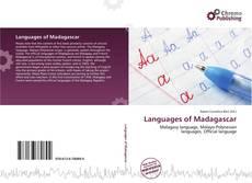 Обложка Languages of Madagascar