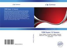 Обложка 1998 Super 12 Season