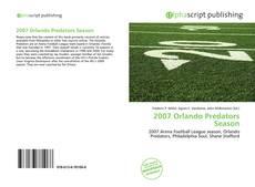 2007 Orlando Predators Season的封面